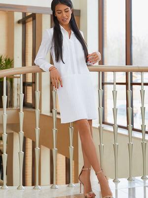 Сукня молочного кольору | 5609039