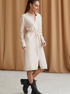 Сукня бежева | 5609068