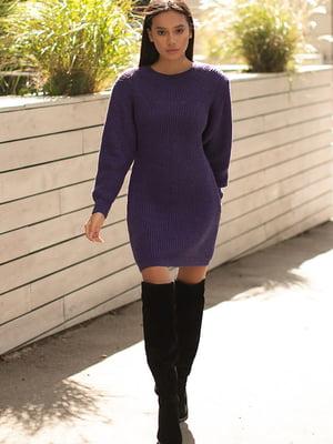 Сукня фіолетова | 5609123