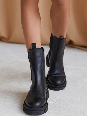Ботинки черные | 5609127