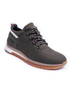 Кросівки кольору хакі | 5608667