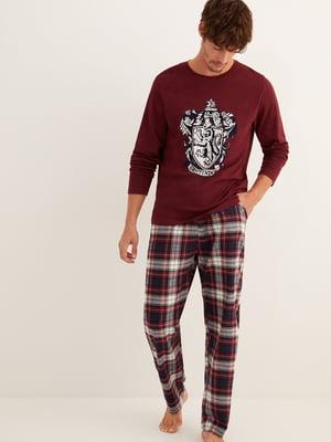 Пижама: лонгслив и брюки | 5609268