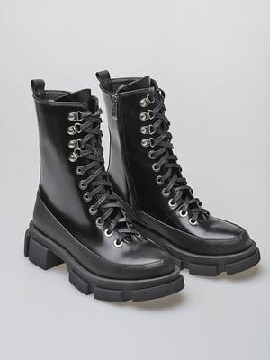 Ботинки черные   5609300