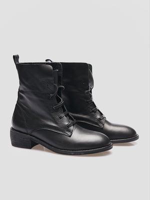 Ботинки черные   5609308