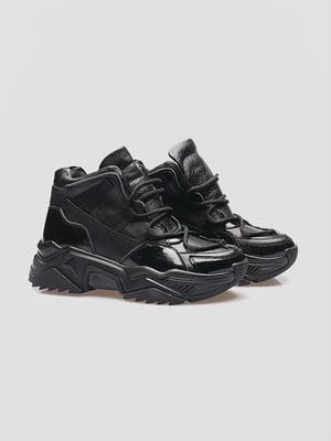 Ботинки черные | 5609324