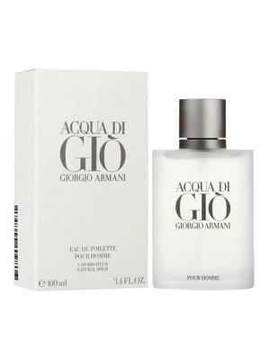 Парфюмированная вода Armani Acqua di Gio, тестер, 100 мл | 5609980