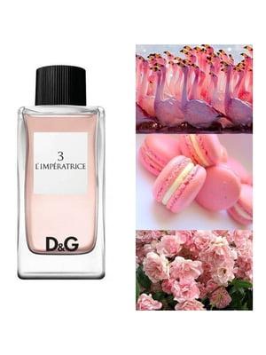 Парфумована вода Anthology L`Imperatrice № 3 - тестер (100 мл) - Dolce&Gabbana - 5609982