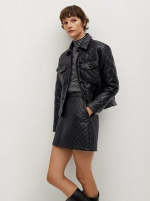 Куртка чорна | 5609860
