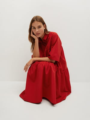 Платье красное | 5609868