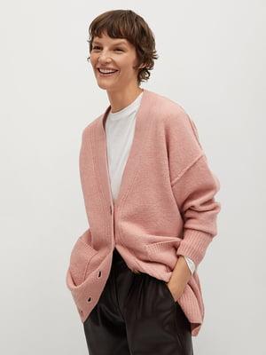 Кардиган рожевий | 5609883