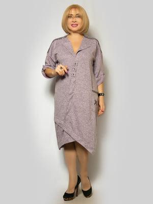 Сукня бузкового кольору | 5610284