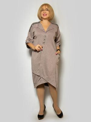 Сукня бежева | 5610285