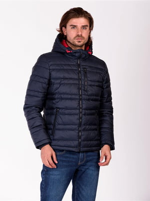 Куртка темно-синяя | 5609919