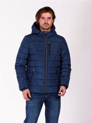 Куртка синяя | 5609922