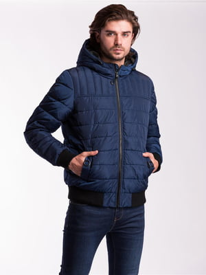 Куртка синяя | 5609923