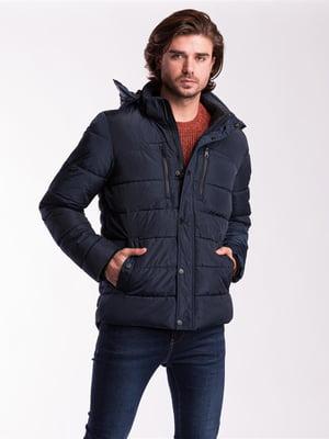 Куртка темно-синяя | 5609924