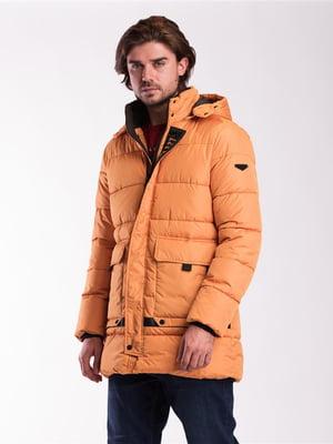 Куртка светло-оранжевая | 5609951