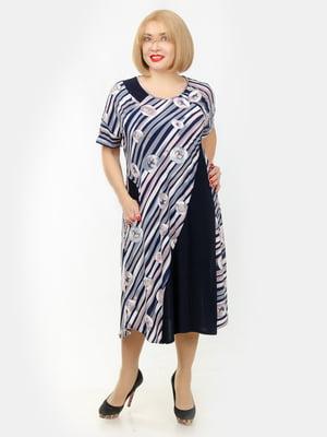Платье в принт | 5450765