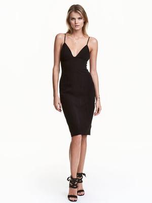 Платье черное   5610077