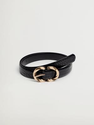 Ремінь чорний | 5609796