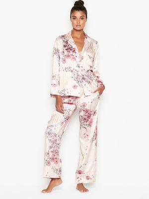Пижама: рубашка и брюки | 5610579