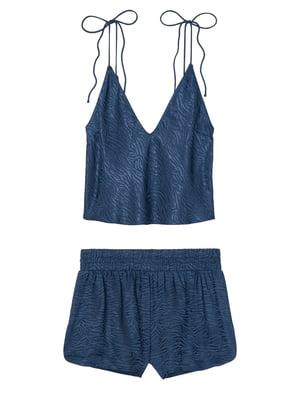 Пижама: майка и шорты | 5610599