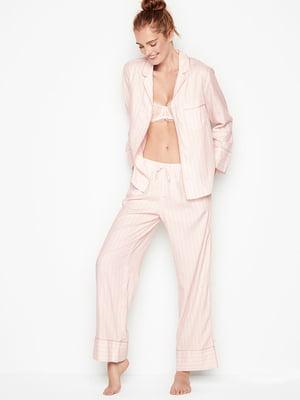 Пижама: рубашка и брюки | 5610603