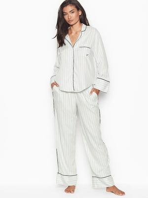 Пижама: рубашка и брюки | 5610604