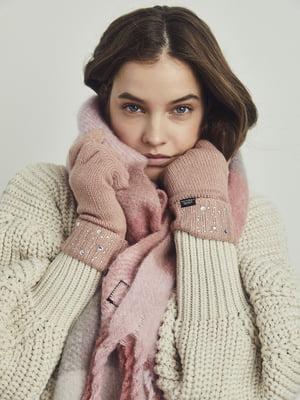 Комплект: шарф и перчатки   5610613