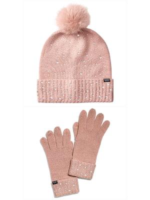 Комплект: шапка и перчатки   5610615