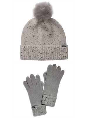 Комплект: шапка и перчатки | 5610616