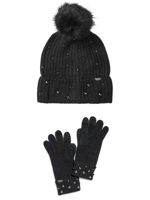 Комплект: шапка и перчатки | 5610625