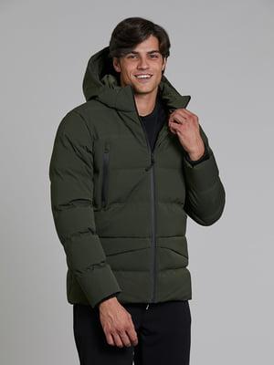 Куртка цвета хаки | 5604596