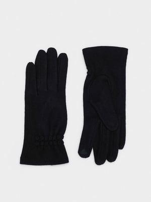 Рукавички чорні | 5610269
