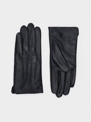Рукавички чорні | 5610273