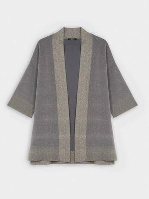 Кардиган серый | 5610280