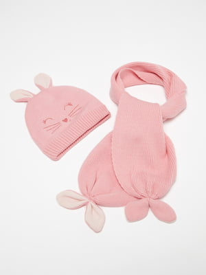 Комплект: шапка и шарф | 5605251