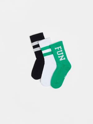 Комплект шкарпеток (3 пари) | 5536250