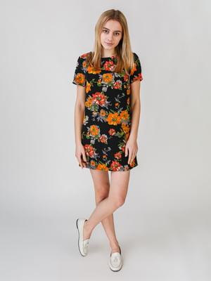 Сукня з квітковим принтом   5609641