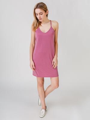 Сукня бузкового кольору | 5609612