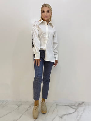 Сорочка біла з декором   5612830