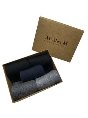 Набор носков «Jim Beam» (5 пар) в упаковке | 5612921