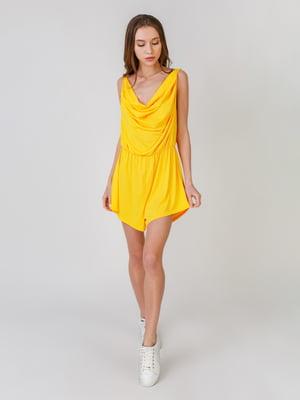 Комбинезон желтый | 5609444