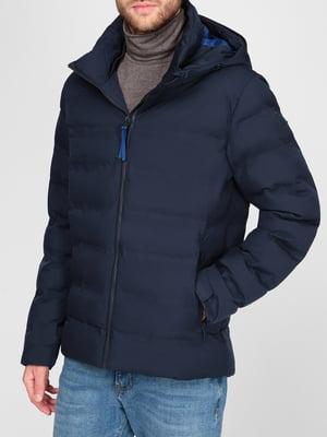 Куртка синяя   5606346