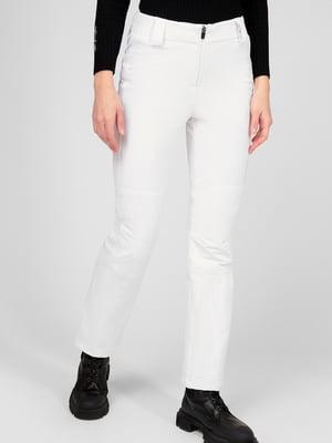 Штани лижні білі | 5608064
