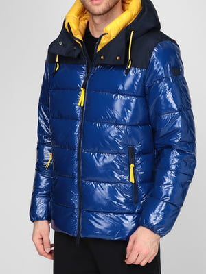 Куртка синяя | 5612891