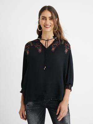 Блуза чорна  | 5609907