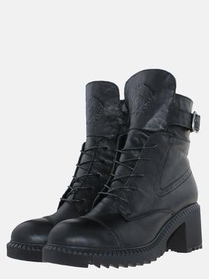 Черевики чорні | 5605450