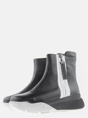 Ботинки черные   5612494