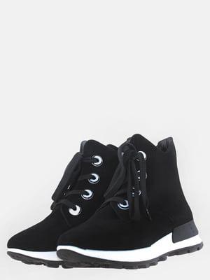 Ботинки черные | 5612496
